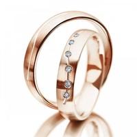 Aliança para Casamento em ouro 18k 750