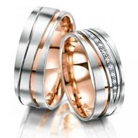 Aliança de Casamento - Ouro 18k Bodas