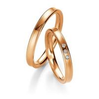 Aliança de Casamento com Diamantes