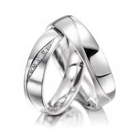 Aliança para Casamento - Ouro 18k