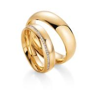 Aliança de Casamento Eternity