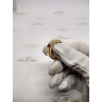 Anel de Formatura em Ouro 18K Masculino