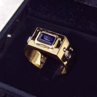 Anel de Formatura Ouro 18k