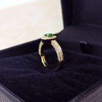 Anel De Formatura Feminino com Diamantes