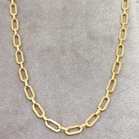 Corrente em Ouro 18k 60cm Cartier Grande