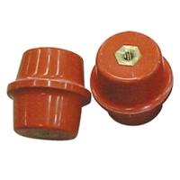 Isolador Bujão 1/4 30X30 - Jabu Elétrica, Hidráulica e Iluminação