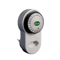 Timer Analógico Bivolt TM22 Elcon - Jabu Elétrica, Hidráulica e Iluminação
