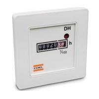 Totalizador de Horas DH 220V Coel - Jabu Elétrica, Hidráulica e Iluminação