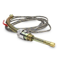 Sensor de Temperatura Termopar 2 metros TE-AA/J Co... - Jabu Elétrica, Hidráulica e Iluminação