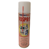 Fospro Fluido Spray 300ml Hellermann Tyton - Jabu Elétrica, Hidráulica e Iluminação