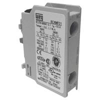 Bloco De Contato Auxiliar Frontal - Weg - Jabu Elétrica, Hidráulica e Iluminação