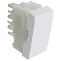 Interruptor Simples 6011 Siena Alumbra - Jabu Elétrica, Hidráulica e Iluminação