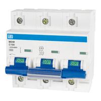 Disjuntor Tripolar 4A WEG - Jabu Elétrica, Hidráulica e Iluminação