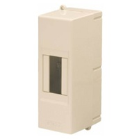 Caixa de Sobrepor para 2 Disjuntores Branco SSCT2 ... - Jabu Elétrica, Hidráulica e Iluminação