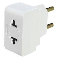 Adaptador Residencial 2P 690663 Pial - Jabu Elétrica, Hidráulica e Iluminação
