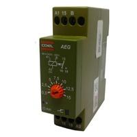 Temporizador de Pulso / Retardo 15SEG AEG 220V Coe... - Jabu Elétrica, Hidráulica e Iluminação