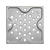 Grelha em Inox Quadrada 10 x 10cm Tramontina - Jabu Elétrica, Hidráulica e Iluminação