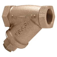 Válvula Filtro com Dreno PN20 000.085.012.01 Deca - Jabu Elétrica, Hidráulica e Iluminação