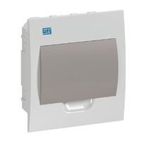 Quadro De Distribuição De Embutir Para 8 Disjuntor... - Jabu Elétrica, Hidráulica e Iluminação