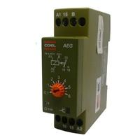 Temporizador de Pulso / Retardo 6SEG AEG 220V Coel - Jabu Elétrica, Hidráulica e Iluminação