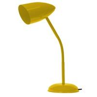 Luminária Flexível de Mesa Para 1 Lâmpada E27 Amar... - Jabu Elétrica, Hidráulica e Iluminação
