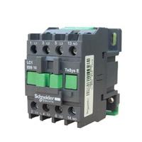 Contator Tripolar 9A 220VCA LC1E0910M7 Schneider - Jabu Elétrica, Hidráulica e Iluminação