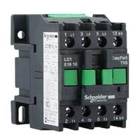 Contator Tripolar 18A 220VCA LC1E1810M7 Schneider - Jabu Elétrica, Hidráulica e Iluminação
