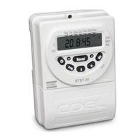 Programador Horário Digital RTST20 100-240V Coel - Jabu Elétrica, Hidráulica e Iluminação