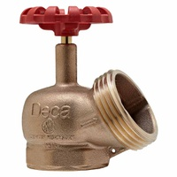 Válvula para Hidrante 45 Graus 000.H97.212.18 Deca... - Jabu Elétrica, Hidráulica e Iluminação