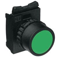 Botão Simples Faceado - Verde Weg - Jabu Elétrica, Hidráulica e Iluminação