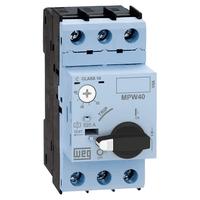 Disjuntor-Motor MPW40 20-25A WEG - Jabu Elétrica, Hidráulica e Iluminação