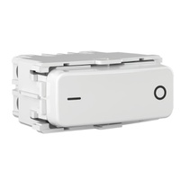 Interruptor Bipolar Simples 10a Composé Branco - W... - Jabu Elétrica, Hidráulica e Iluminação