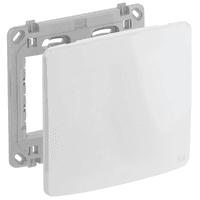 Placa 4x4 Cega Com Suporte Composé Branco - Weg - Jabu Elétrica, Hidráulica e Iluminação