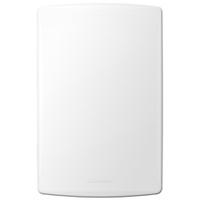 Placa 4x2 Cega com Suporte 85098 Bianco Pró Alumbr... - Jabu Elétrica, Hidráulica e Iluminação