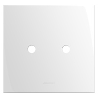 Placa 4x4 com Suporte Saída de Fio Inova Pró Alumb... - Jabu Elétrica, Hidráulica e Iluminação
