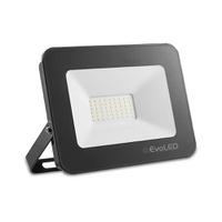 Refletor de LED 30W Branco Quente Evoled - Jabu Elétrica, Hidráulica e Iluminação