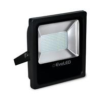 Refletor de LED 100W Branco Quente Evoled - Jabu Elétrica, Hidráulica e Iluminação