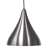Pendente Taça Grande Ø 23cm Para 1 Lâmpada E27 Esc... - Jabu Elétrica, Hidráulica e Iluminação