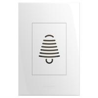 Campainha Cigarra Bivolt 85063 Bianco / Inova Pró ... - Jabu Elétrica, Hidráulica e Iluminação