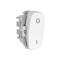 Interruptor Bipolar 10A 85311 Gracia Alumbra - Jabu Elétrica, Hidráulica e Iluminação