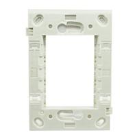 Suporte 4x2 Refinatto - Weg Branco - Jabu Elétrica, Hidráulica e Iluminação