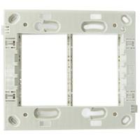 Suporte 4x4 Refinatto - Weg Branco - Jabu Elétrica, Hidráulica e Iluminação