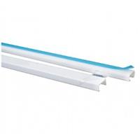 Canaleta para Superficie com Adesivo 13X07mm Barr... - Jabu Elétrica, Hidráulica e Iluminação