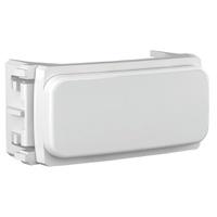 Módulo Cego Com 2 Peças Composé Branco - Weg - Jabu Elétrica, Hidráulica e Iluminação