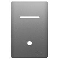 Placa 4x2 com Suporte para 1 Interruptor Horizonta... - Jabu Elétrica, Hidráulica e Iluminação