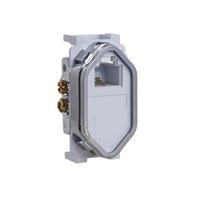 Módulo para Telefone RJ11 DC1100/101 Novara Dicomp... - Jabu Elétrica, Hidráulica e Iluminação