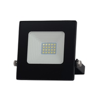 Refletor Loren LED Slim 50W Branco Frio Lorenzetti - Jabu Elétrica, Hidráulica e Iluminação