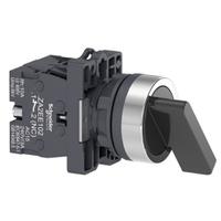 Comutador 22mm Plástico Manopla Longa 2 Posições F... - Jabu Elétrica, Hidráulica e Iluminação