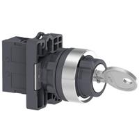 Comutador 22mm Plástico Chave 2 Posições Fixas 1NA... - Jabu Elétrica, Hidráulica e Iluminação