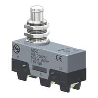 Microrutor Básico (micro chave) M3C Kap - Jabu Elétrica, Hidráulica e Iluminação
